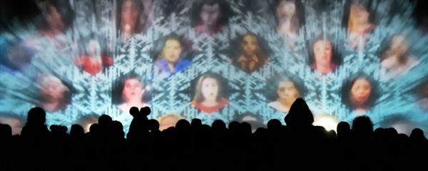 World of Color Honor Choir