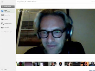 Google Hangout Hop with Eric Whitacre - June 5, 2013