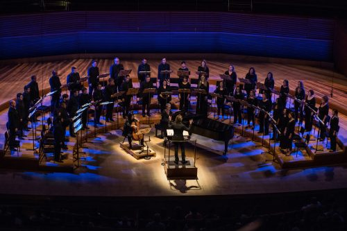 LA Master Chorale: Sacred Veil World Premiere