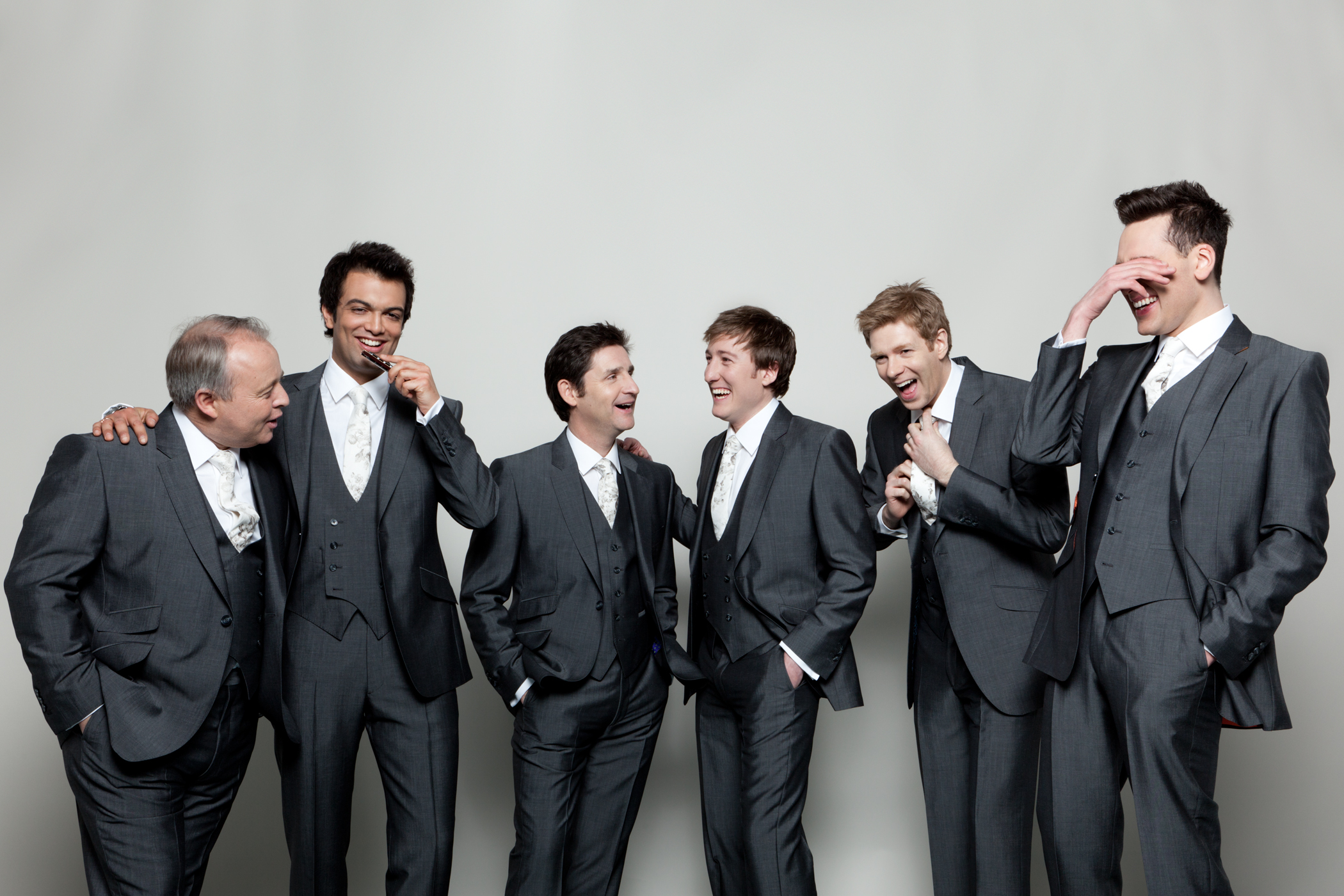 Catch The King's Singers Live, September 19th and 25th ...