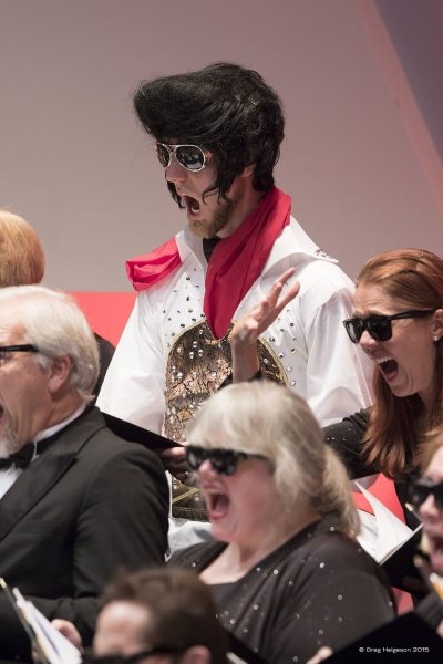 Minnesota Orchestra & Minnesota Chorale peform Godzilla Eats Las Vegas