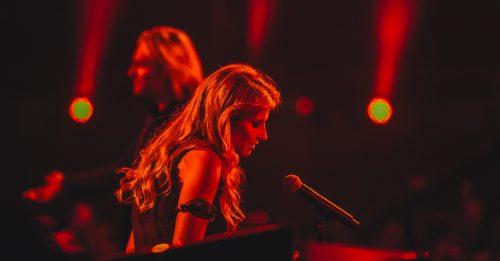 Hila Plitmann at iTunes Festival 2014