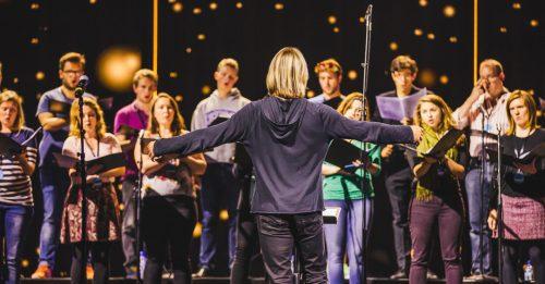 iTunes Festival 2014 Rehearsal