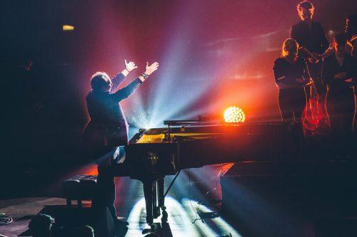 Hans Zimmer at iTunes Festival 2014