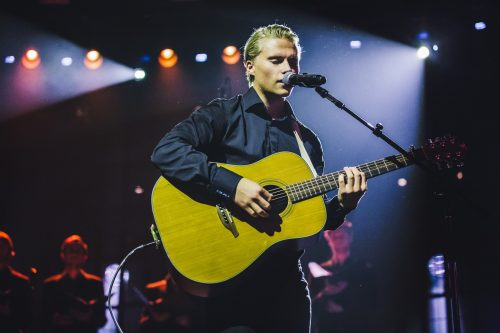 Marius Beck at iTunes Festival 2014