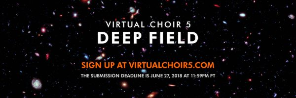 48 hours left to submit to Virtual Choir 5