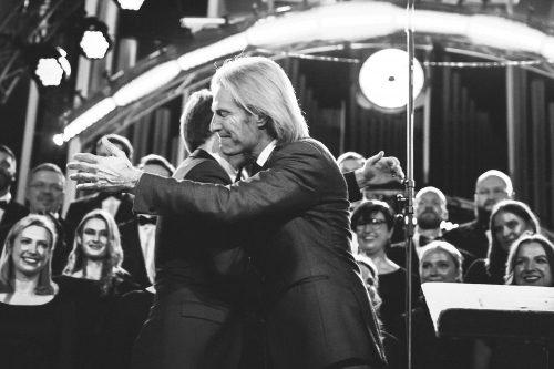 Eric Whitacre & Bel Canto Choir Vilnius, 10 December 2018