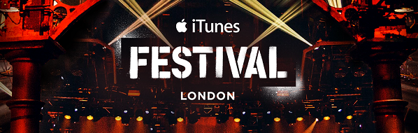 iTunes Festival release now available on all digital platforms