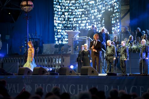 Coronation Festival 2013, Buckingham Palace, Credit: Theo Cohen
