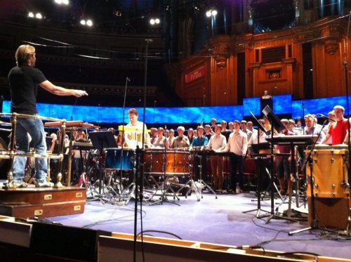 Rehearsal, Credit: Kate Johnson