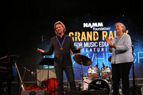 NAMM Grand Rally for Music Education: Mary Leuhrsen