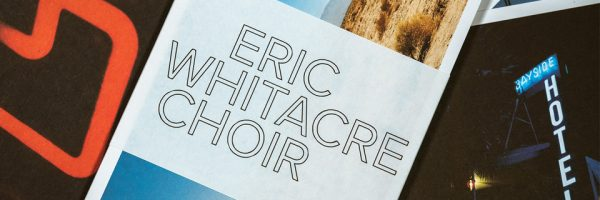 Eric Whitacre Choir - Spitfire Audio Library Now Available