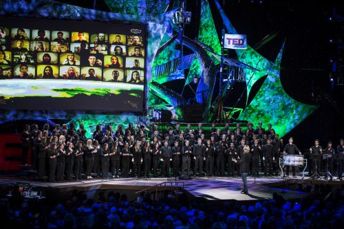 TED Live Virtual Choir 2013