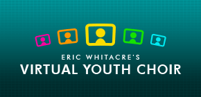 Virtual Youth Choir is now live
