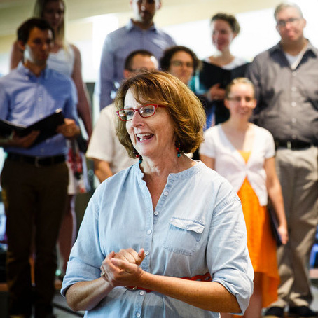 Dr. Angela Broeker (U.S.A.)