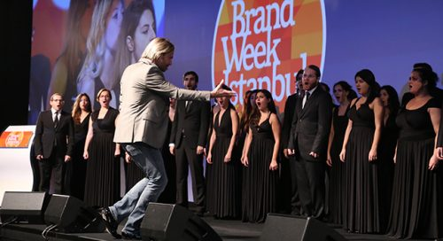Brand Week 2014 'Digital and Mobile', Istanbul, November 2014