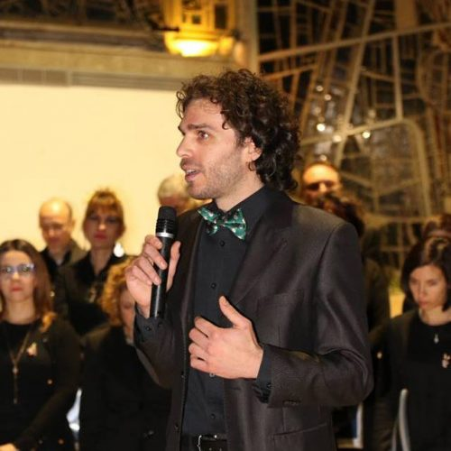 Claudio Silvestri (Italy)