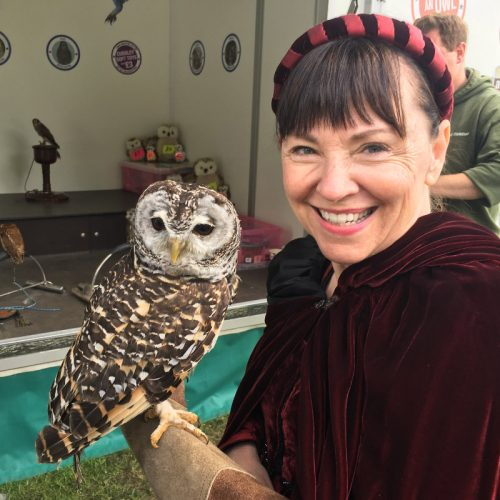 Dr. Karen Gardias (U.S.A.)