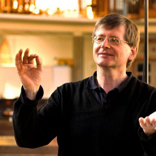 Prof. Klaus-Jürgen Etzold (Germany)