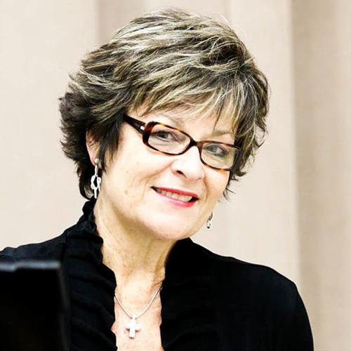 Dr. Lynne Gackle (U.S.A.)