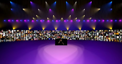 Virtual Choir 1: Lux Aurumque